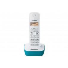 Ασύρματο Τηλέφωνο Panasonic KX-TG1611GR Γαλάζιο